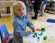 Mothering Sunday Messy Church Morning Service 11th March 2018
