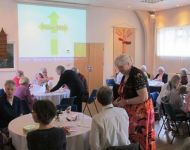 Feedback Gathering at Sunday Lunch  15th  May 2016