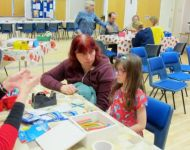 January 12th 2020 Messy Church