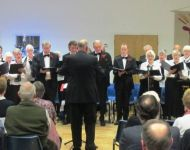 Circuit Choristers 16th December 2016