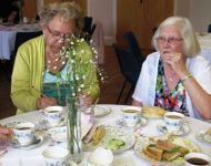 Afternoon Tea Gathering of Memories 13 July 2016